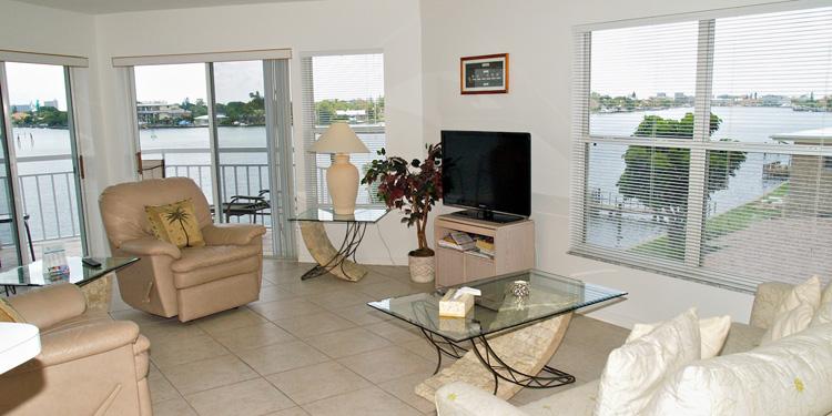 Amadeus condo rentals Treasure Island Florida