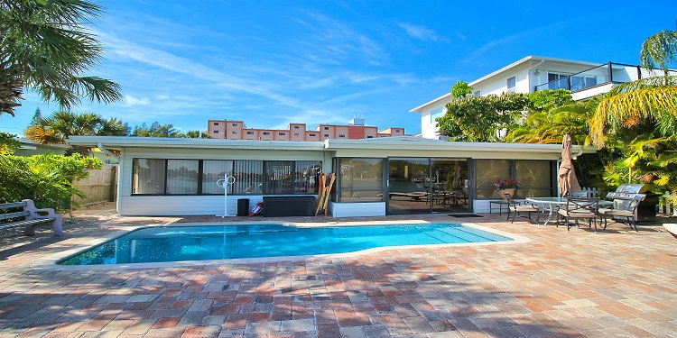 Manatee Home Vacation Rentals Treasure Island Florida
