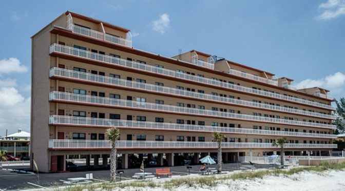 Treasure Island Florida Vacation Condo Rentals